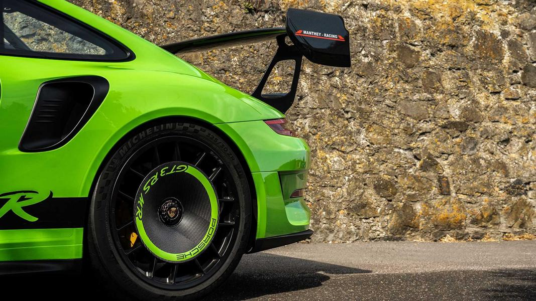 Manthey Racing Porsche 911 GT3 RS MR 991.2 Tuning 10 Aggressiv   Manthey Racing Porsche 911 GT3 RS MR!