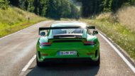 Manthey Racing Porsche 911 GT3 RS MR 991.2 Tuning 2 190x107 Aggressiv   Manthey Racing Porsche 911 GT3 RS MR!