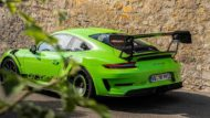 Manthey Racing Porsche 911 GT3 RS MR 991.2 Tuning 3 190x107 Aggressiv   Manthey Racing Porsche 911 GT3 RS MR!