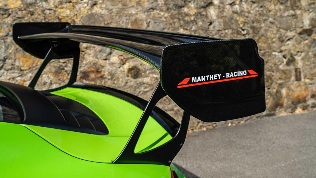 Manthey Racing Porsche 911 GT3 RS MR 991.2 Tuning 5 Aggressiv   Manthey Racing Porsche 911 GT3 RS MR!