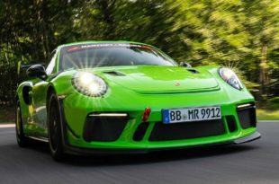 Manthey Racing Porsche 911 GT3 RS MR 991.2 Tuning 7 310x205 Aggressiv   Manthey Racing Porsche 911 GT3 RS MR!