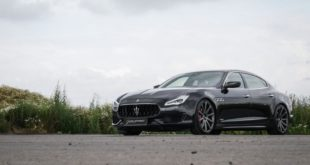 Maserati Quattroporte Cor.Speed Deville JMS Tuning 4 310x165 Mercedes GLS: Barracuda meets HS Motorsport   Project X!