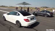 Mercedes C63 AMG Coupe 1.200 PS GAD Motors W204 Tuning 6 190x107 Mercedes C63 AMG Coupé mit 1.200 PS von GAD Motors!