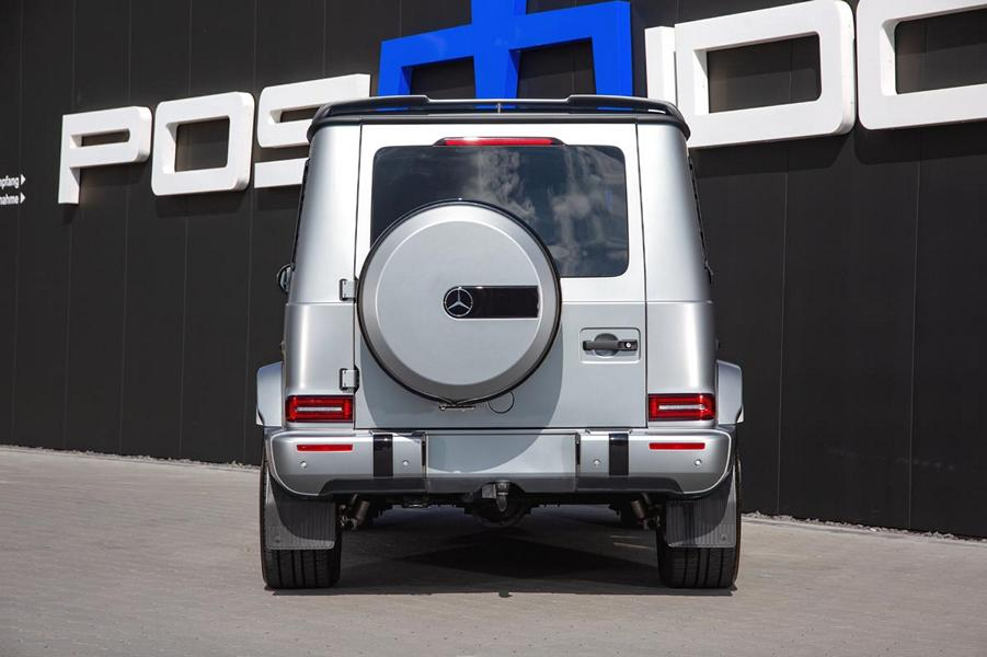 Mercedes W463A POSAIDON G 63 RS 830 Tuning 3 Über G! 940 PS POSAIDON G63 RS 830+ Mercedes G!