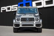 Mercedes W463A POSAIDON G 63 RS 830 Tuning 4 190x127 Über G! 940 PS POSAIDON G63 RS 830+ Mercedes G!