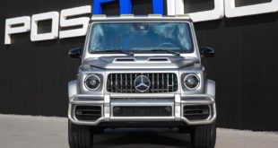 Mercedes W463A POSAIDON G 63 RS 830 Tuning 4 310x165 Über G! 940 PS POSAIDON G63 RS 830+ Mercedes G!