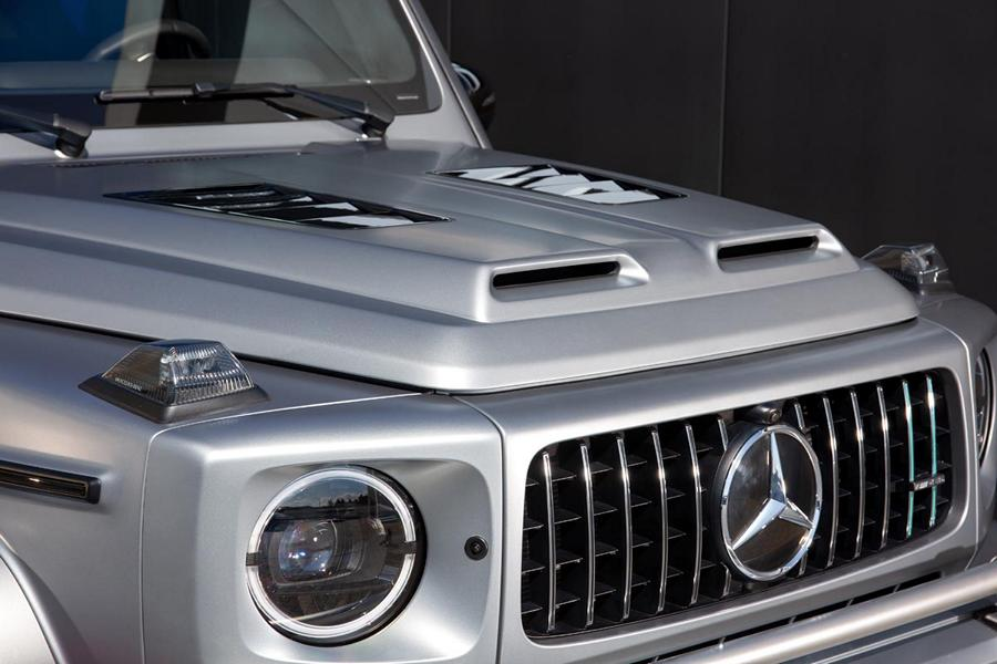 Mercedes W463A POSAIDON G 63 RS 830 Tuning 5 Über G! 940 PS POSAIDON G63 RS 830+ Mercedes G!