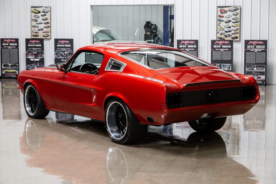 Ringbrothers 1967 Ford Mustang Fastback Copperback Restomod Tuning 6 Ringbrothers 1967 Ford Mustang Fastback Copperback