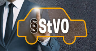 STVO road traffic regulations 310x165 These changes will bring the year 2021 for drivers!