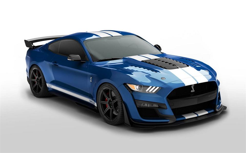 Shelby Mustang GT350SE GT500SE limitierte Signature Edition 3 Neues Package für den Shelby Ford Mustang GT500 geplant!