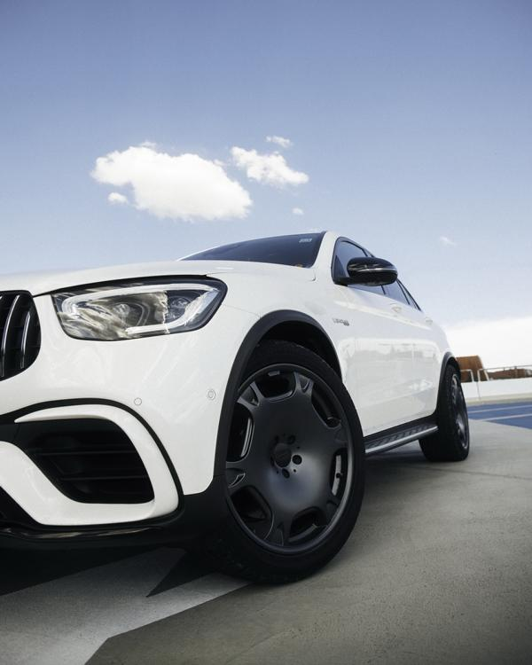 Tuning 582 PS Lorsiner Mercedes AMG GLC 63 S Coupe X 253 C253 3 Dezent   582 PS Lorsiner Mercedes AMG GLC 63 S Coupe