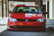 VW Jetta mit Dapper Tuning Airride VMR Wheels 10 190x127 Traum in Rot   VW Jetta mit dezentem Dapper Tuning!