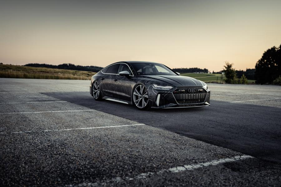 Vollfolierung HGP Power Nebulus Audi RS7 Sportback Tuning 6 Vollfolierung & HGP Power im Nebulus Audi RS7 Sportback!