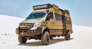 mercedes sprinter expedition van build 310x165 Weltpremiere   2020 Mercedes Benz S Klasse (W223)!