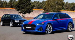 1.001 PS fuer alle MTM Audi RS6 RS7 RS Q8 Lambo Urus 5 310x165 Audi A3 Limousine im schicken CDM Tuning Style!