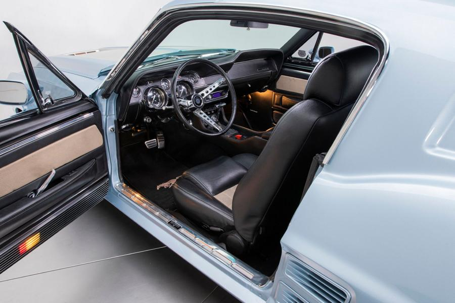 1967 Ford Mustang Flashback Classic Design Concepts Restomod Tuning 45 1967 Ford Mustang Flashback von Classic Design Concepts!
