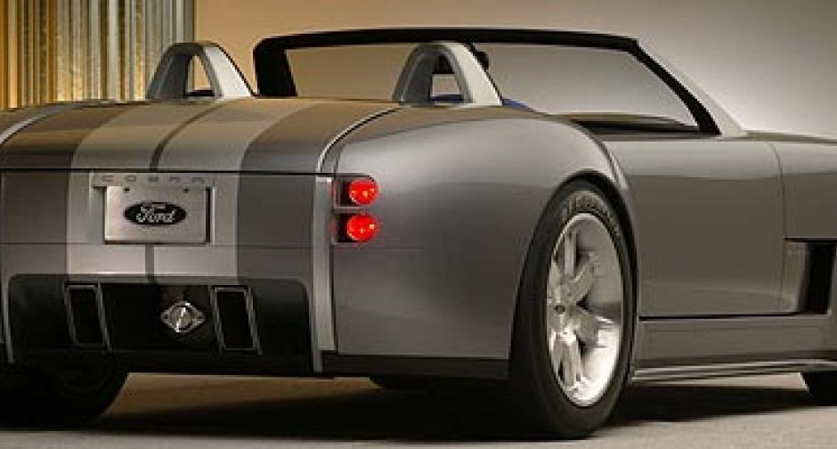 2004 Shelby Cobra Concept V10 Tuning Ford GT 38 Einmalig   2004 Shelby Cobra Concept mit V10 Power!