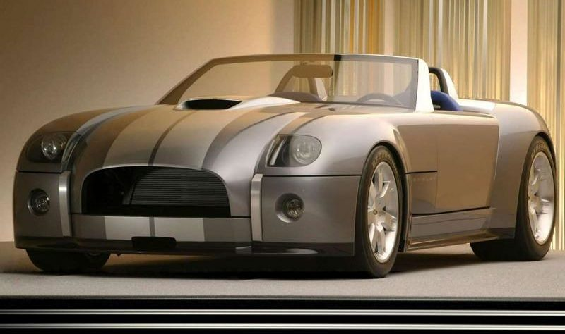 2004 Shelby Cobra Concept V10 Tuning Ford GT 44 e1601201196981 Einmalig   2004 Shelby Cobra Concept mit V10 Power!