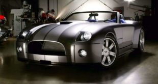 2004 Shelby Cobra Concept V10 Tuning Ford GT Header 310x165 Einmalig   2004 Shelby Cobra Concept mit V10 Power!
