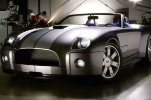 2004 Shelby Cobra Concept V10 Tuning Ford GT Header 310x205 Einmalig   2004 Shelby Cobra Concept mit V10 Power!