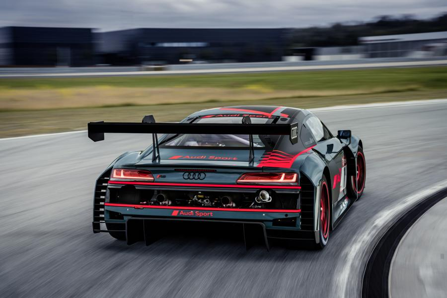 2020 Audi R8 green hell Hommage R8 LMS 10 2020 Audi R8 green hell als Hommage an den R8 LMS!