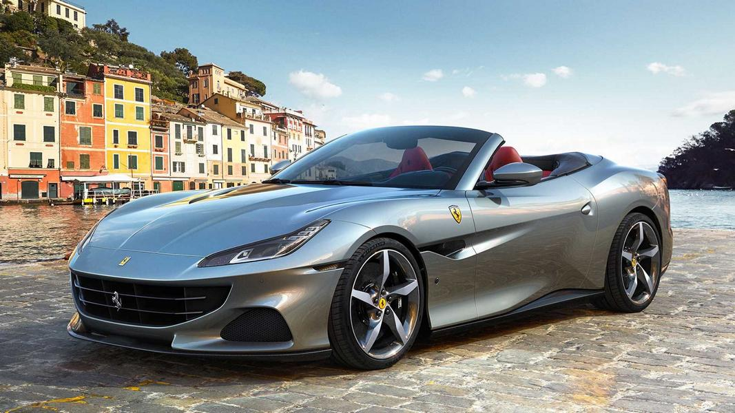 Ferrari Portofino M Convertible For The Italian Moments