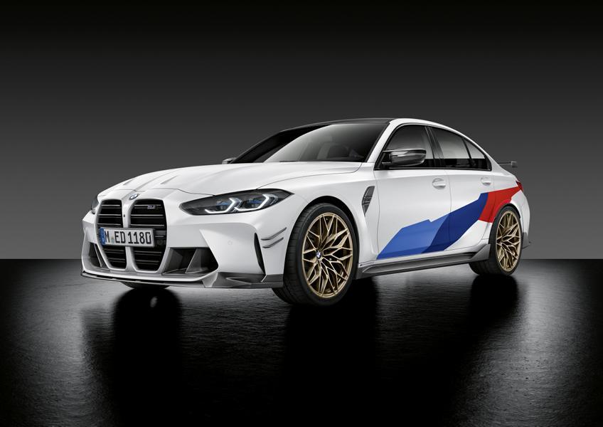 2020 M Performance Parts BMW M4 M3 G80 G82 Tuning 1 2020 M Performance Parts für den neuen BMW M4 & M3!