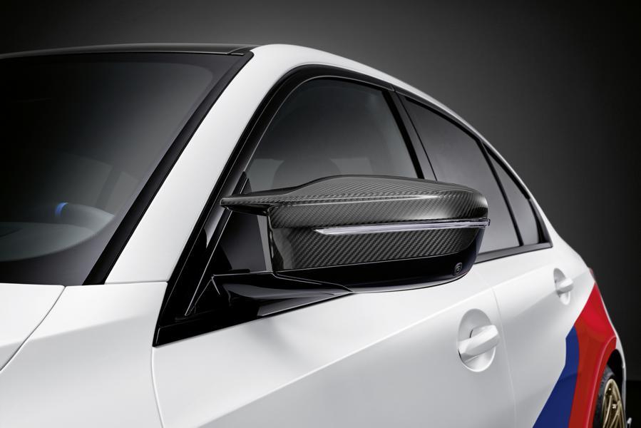 2020 M Performance Parts BMW M4 M3 G80 G82 Tuning 13 2020 M Performance Parts für den neuen BMW M4 & M3!