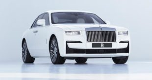 2020 Rolls Royce Ghost Tuning Header 310x165 2020 New edition of the Rolls Royce Ghost presented!