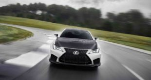 2021 Lexus RC F Limited Fuji Speedway Edition 310x165 2021 Lexus RC F Limited Fuji Speedway Edition mit viel Carbon!