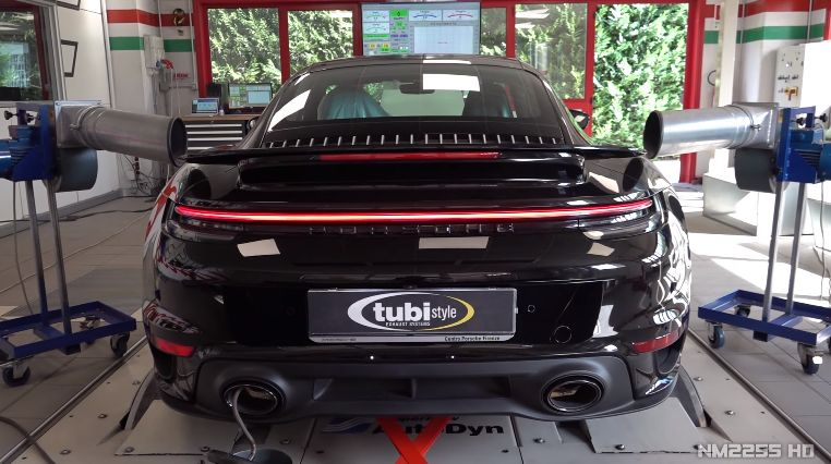 2021 Porsche 911 Turbo S with Tubi Style exhaust Video: 2021 Porsche 911 Turbo S with Tubi Style exhaust!