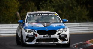 24 Stunden Nuerburgring BMW M2 CS Racing 4 310x165 First Edition BMW X5 M Competition & X6 M Competition