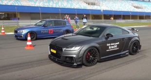 660 PS Audi TT RS vs. 700 PS BMW M140i 310x165 Video: Porsche 991.2 GT3 vs. 992 Turbo S Coupe und Cabrio