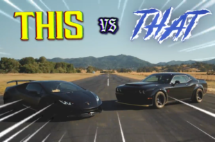800 PS Kompressor Huracan vs. 800 PS Dodge Demon 310x205 Video: 800 PS Kompressor Huracan vs. 800 PS Dodge Demon