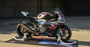 BMW M 1000 RR Tuning 39 310x165 M Power now also in a Mopped The BMW M 1000 RR!