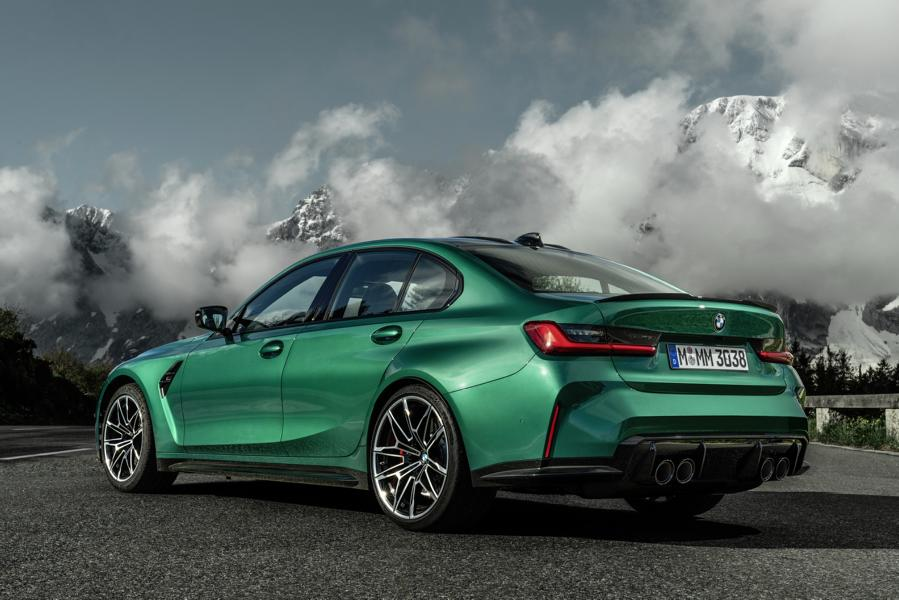 BMW M3 M4 Competition G80 G82 Tuning 22 Debut: BMW M3 & M4 Competition mit bis zu 510 PS!