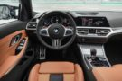 BMW M3 M4 Competition G80 G82 Tuning 44 135x90 Debut: BMW M3 & M4 Competition mit bis zu 510 PS!