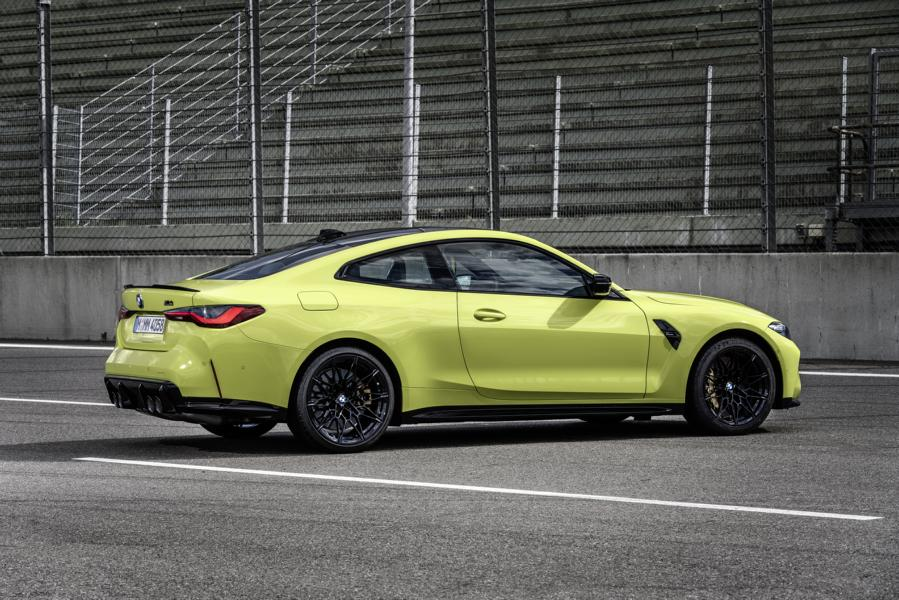 BMW M3 M4 Competition G80 G82 Tuning 79 Debut: BMW M3 & M4 Competition mit bis zu 510 PS!