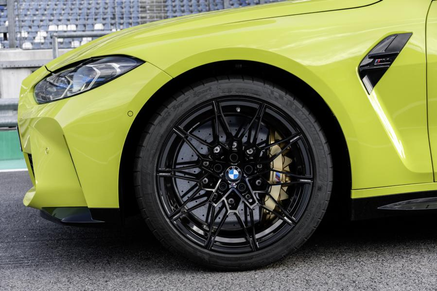 BMW M3 M4 Competition G80 G82 Tuning 82 Debut: BMW M3 & M4 Competition mit bis zu 510 PS!