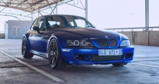 BMW Z3 M Coupe Clown Shoe 2JZ Triebwerk Head 310x165 BMW Z3 M Coupe Clown Shoe mit 2JZ Triebwerk!