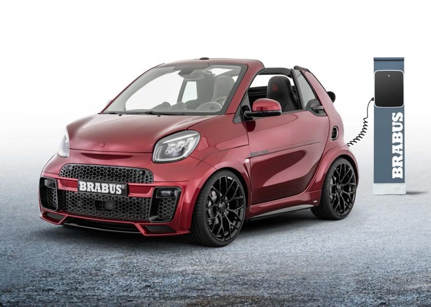BRABUS Ultimate E Facelift 2020 Genf Auto Salon Tuning 9 BRABUS Ultimate E Facelift auf dem Genfer Auto Salon!