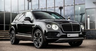 Bentley Bentayga Kahn Design Tuning Centenary Edition Paket 3 310x165 Mercedes X Klasse mit Catwalk Chic von Kahn Design!