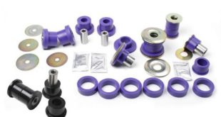 Bushing set undercarriage bushing undercarriage bearing e1600400239825 310x165 With the right bushing set for more sportiness!