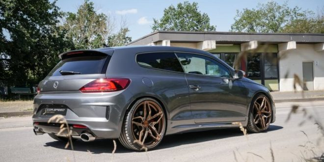 Cor.Speed meets SHD an einem VW Scirocco in Herne!