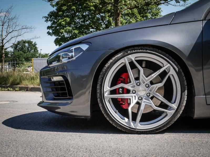 Cor.Speed SHD Tuning VW Scirocco 2 Cor.Speed meets SHD an einem VW Scirocco in Herne!