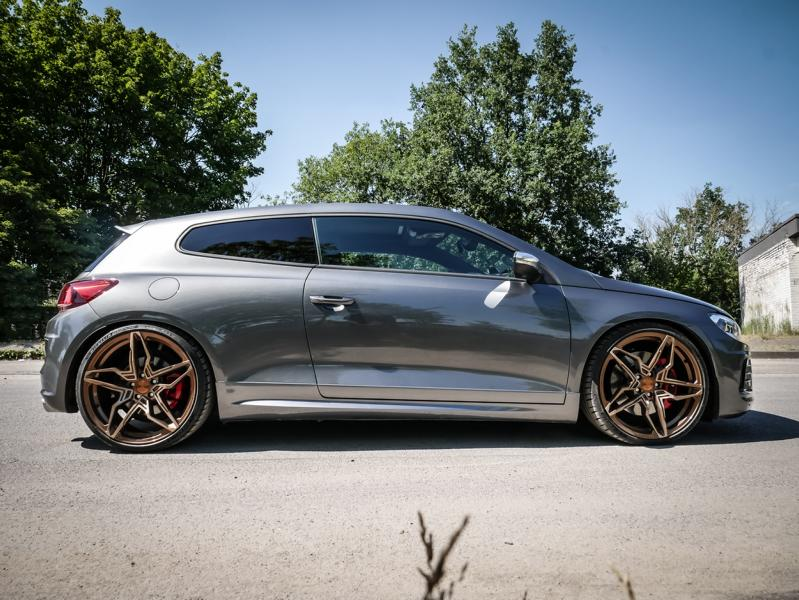 Cor.Speed SHD Tuning VW Scirocco 6 Cor.Speed meets SHD an einem VW Scirocco in Herne!
