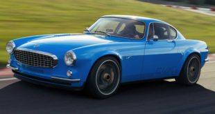 Cyan Polestar Restomod Volvo P1800 Coupe Tuning 20 310x165 Heico Sportiv shows first tuning parts for the Polestar 2!