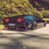 DeLorean DMC 12 Widebody 2JZ Power 1 1 190x190 DeLorean DMC 12 Widebody with 1.150 PS 2JZ Power!