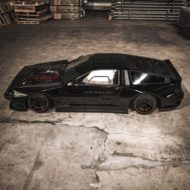 DeLorean DMC 12 Widebody 2JZ Power 7 1 190x190 DeLorean DMC 12 Widebody with 1.150 PS 2JZ Power!