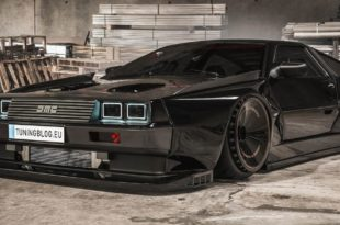 DeLorean DMC 12 Widebody 2JZ Power 8 e1600689144227 310x205 DeLorean DMC 12 Widebody mit 1.150 PS 2JZ Power!